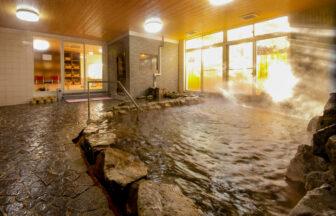 ホテル風月浴室